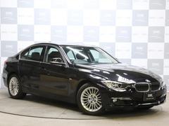 BMW320i xDriveラグジュアリ 黒革ナビ
