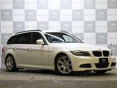 BMW320iツーリング Mスポーツ 1オーナー 純正HDDナビ
