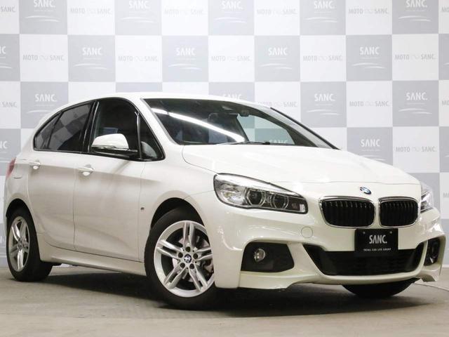 BMW 218dAT Mスポ 禁煙 TV Pサポ・コンフォート