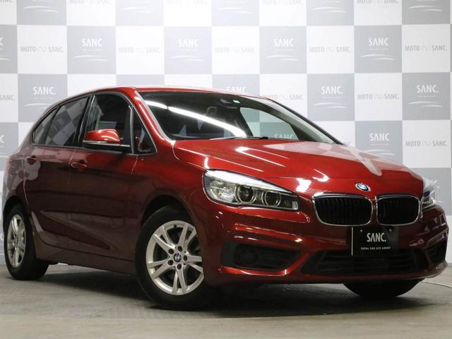BMW 218iアクティブツアラー 禁煙 HDDナビ LEDライト