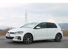 VW ゴルフGTIゴルフGTI OP DCC・テクノロジーPKG 19アルミ
