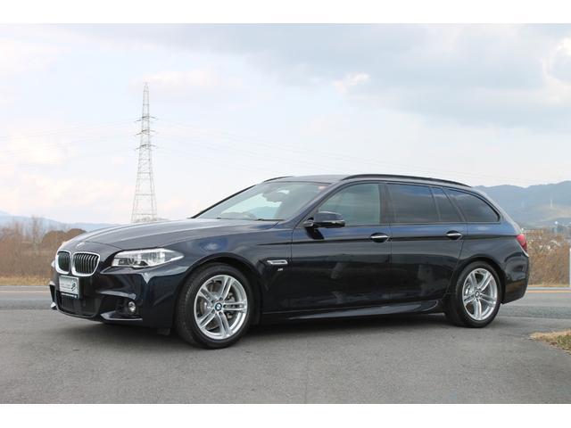 BMW 523dツーリング Mスポーツ ハイラインPKG 1オーナー