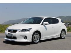 CTCT200h クリエイティブテキスタイルインテリア 限定車!