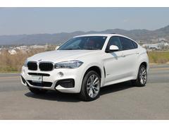 BMW X6xDrive 35i Mスポーツ セレクトP 電動サンルーフ