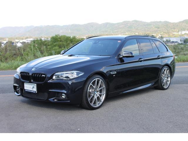 BMW 523dツーリング Mスポーツ 後期モデル 5年BSI付き