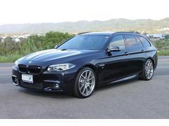 BMW523dツーリング Mスポーツ 後期モデル 5年BSI付き