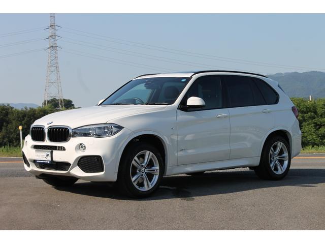 BMW xDrive 35d Mスポーツ 5年BSI付 セレクトP