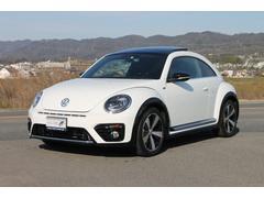 VW ザ・ビートルRライン 最終モデル 1オーナー 保証継承 パノラマSR