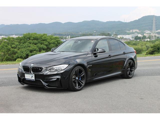 BMW M3 7速DCT アダプティブMサス 1オーナー 延長BSI