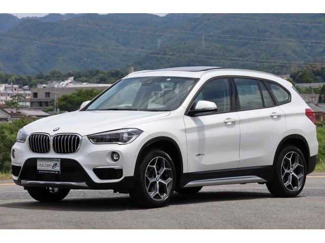 BMW xDrive 18d xライン メーカーOP多数 パノラマサンルーフ ハイラインPKG セレクトPKG コンフォートPKG Hi-Fiスピーカー(7スピーカー) ブラウンパーフォレーション本革シート&ヒーター パワーバックドア