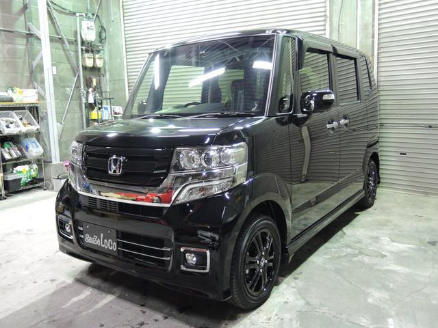 ホンダ G SSブラックスタイルパッケージ両側Pスライド特別仕様車