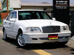 M・ベンツC200セレクション 最終モデル特別仕様車