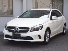 M・ベンツA180 セーフティP HDDナビ・TV付 新車保証継承