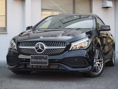 M・ベンツCLA180スポーツ ワンオーナー 新車保証継承