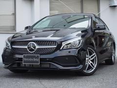 M・ベンツCLA180シューティングブレークAMGスタイル新車保証継承
