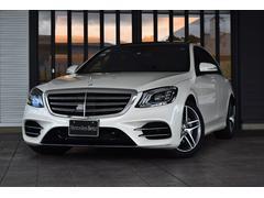 M・ベンツS560ロング AMGライン 新車保証継承
