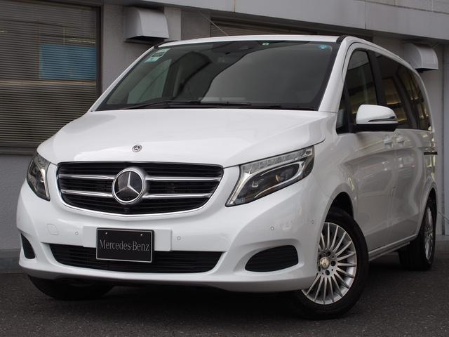 メルセデス・ベンツ V220d レザーP 新車保証継承