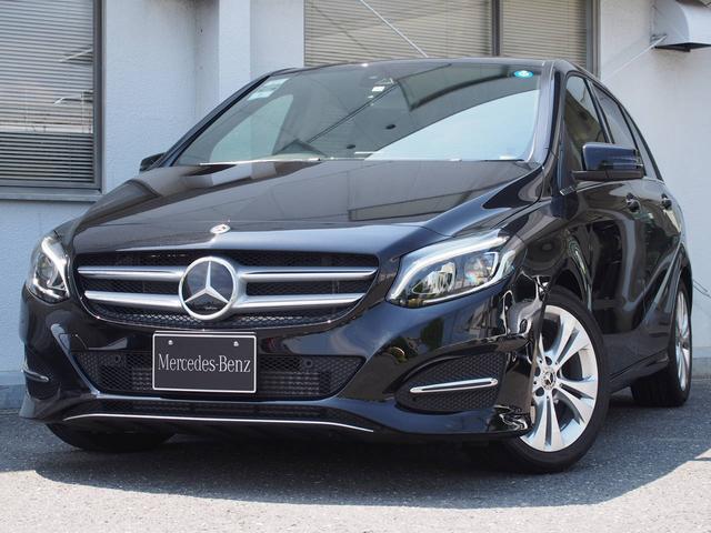 メルセデス・ベンツ B180 セーフティP ベーシックP 新車保証継承 デモカー