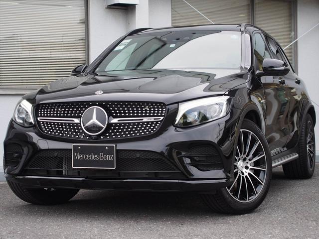 メルセデスAMG GLC43 4マチック エクスクルーシブP 新車保証継承