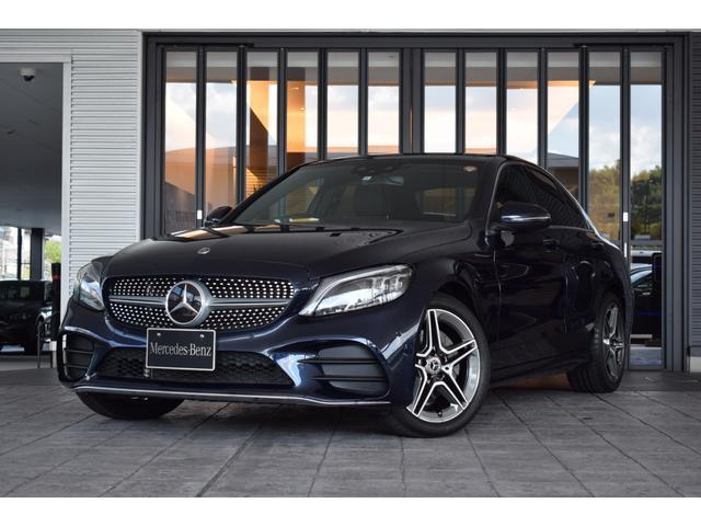 メルセデス・ベンツ Cクラス C220dローレウスエディションスポーツプラスパック 新車保証継承 ワンオーナー