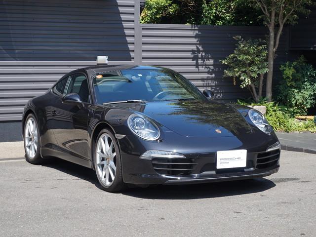 ポルシェ 911カレラ 2013年モデル