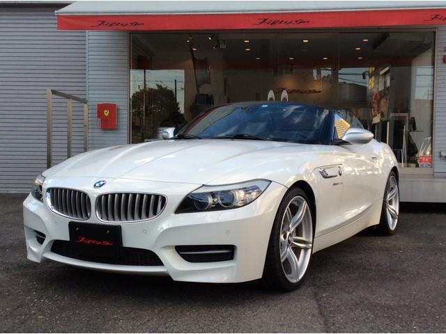 BMW Z4 sDrive35is 2オーナー 左H TV  OP19AW