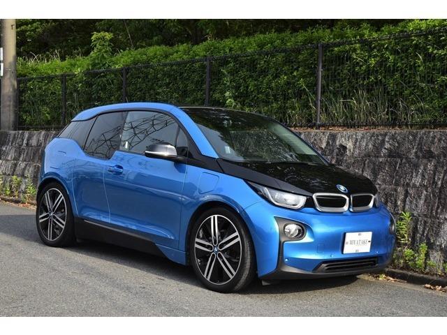 BMW スイート レンジ・エクステンダー装備車