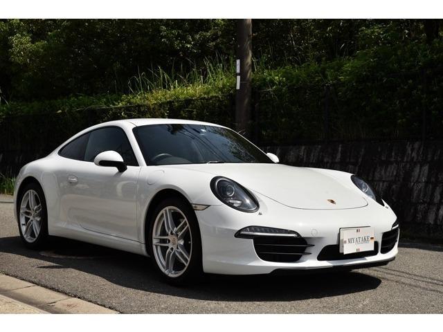 ポルシェ 911カレラ 弊社顧客買取車 スポクロ ブラックヘッド