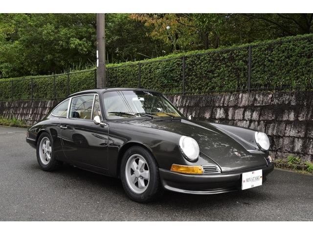 ポルシェ 911 912型 911 ロールゲージ 2人乗り登録