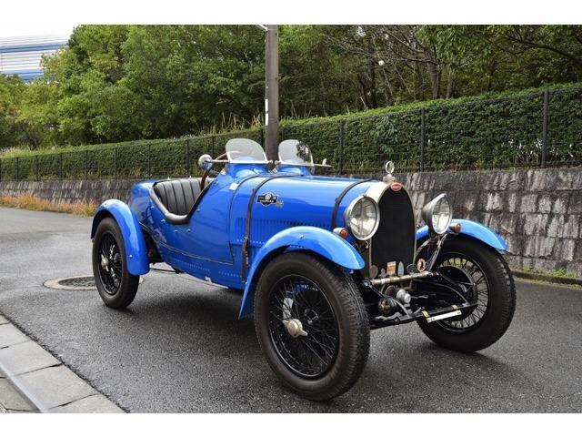 ブガッティ  TYPE40 Bugatti T40 FIVA認定車