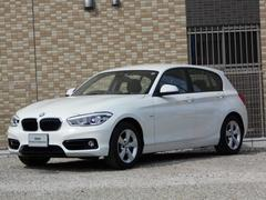 BMW118d スポーツ 試乗車 禁煙車