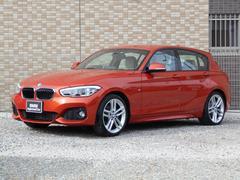BMW118i Mスポーツパッケージ レザーシート コンフォートP