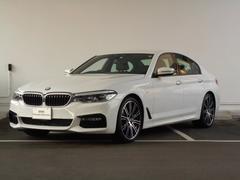 BMW523d Mスポーツ 試乗車 禁煙車