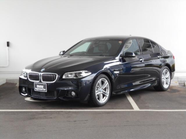 BMW 523i Mスポーツ レザーシート LEDヘッドライト