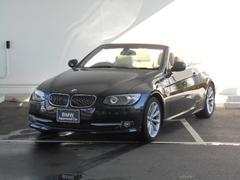 BMW335iカブリオレ ベージュレザー