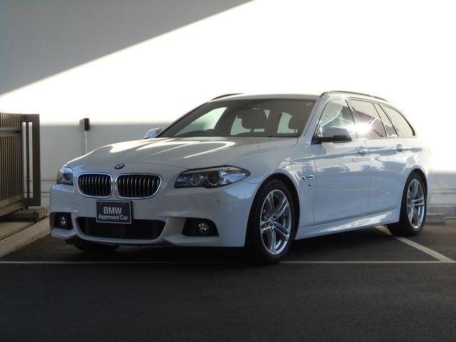BMW 523dツーリング Mスポーツ ワンオーナー車 禁煙車