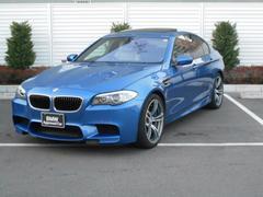 BMWM5 ガラスサンルーフ ワンオーナー車 禁煙車