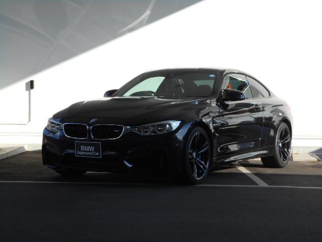 BMW M4クーペ ワンオーナー車 禁煙車
