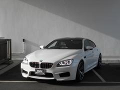 BMW M6グランクーペ ワンオーナー車 禁煙車