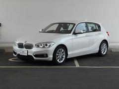 BMW118d スタイル パーキングサポート 試乗車 禁煙車