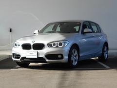 BMW118i スポーツ パーキングサポート 試乗車 禁煙車
