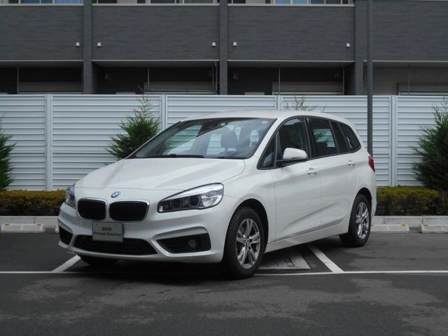 BMW 218dグランツアラー コンフォートPK プラスPK 試乗車