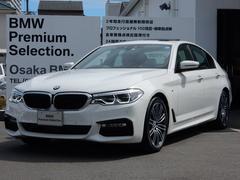 BMW523i Mスポーツ イノベーションパッケージ ハイライン