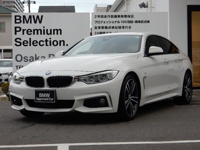 BMW 420iグランクーペ イン スタイル