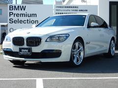 BMW740iMスポーツ サンルーフ 20インチホイール