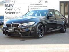 BMWM3 アダプティブMサス  19AW LEDヘッド 黒革