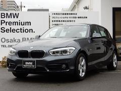 BMW118d スポーツ コンフォート Bカメラ 弊社デモカー