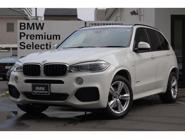 BMW xDrive 35d Mスポーツ 黒革 セレクトパッケージ