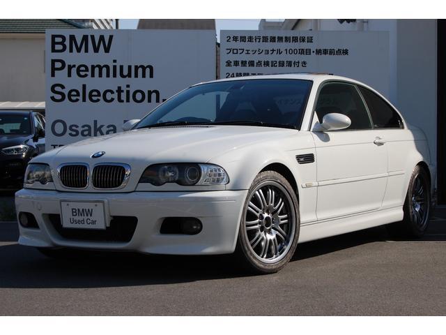 BMW M3 SMGII サンルーフ ブラックレザーシート