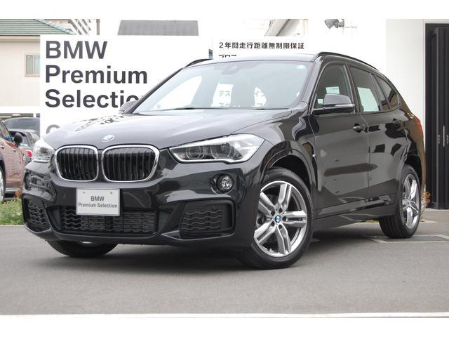 BMW xDrive 18d Mスポーツ タッチナビ 純正18AW